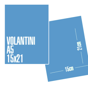 VOLANTINI A5