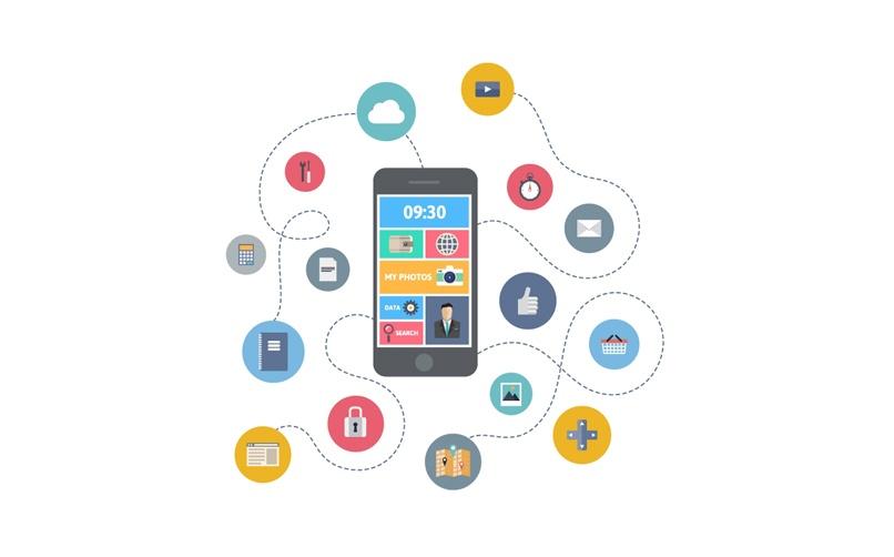 realizzazione app per dispositivi mobili