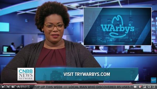 Arby's e Warby Parker hanno festeggiato il pesce d'aprile con questa campagna-parodia sui social media
